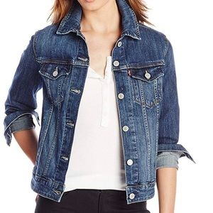 Levi's Trucker Denim Jacket, xs